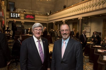 Gardenhire, Bell offer support to the new Chamber initiative